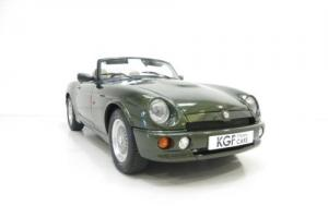 A Time-honoured MG RV8 in Splendid Condition and Just 15,285 Miles