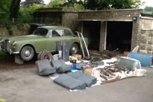 Alvis TD21 (selling two cars)