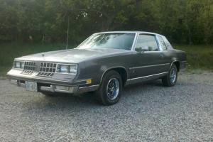 Oldsmobile: Cutlass Calais