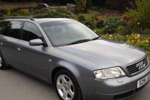 AUDI A6 AVANT 2.8.QUATTRO AUTOMATIC.46K MILES FASH.VERY RARE HIGH SPECIFICATION Photo