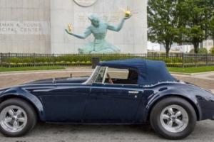 1962 Replica/Kit Makes convertible Sebring 5000 MX Photo