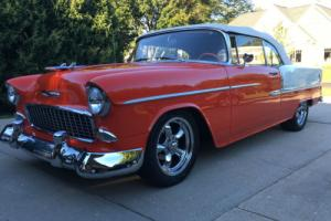 1955 Chevrolet Bel Air/150/210 convertible
