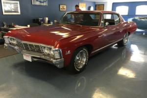 1967 Chevrolet Caprice Sport Coupe