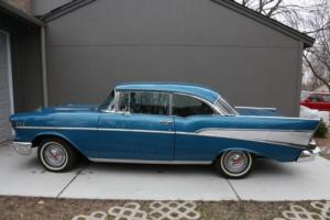 1957 Chevrolet Bel Air/150/210 2 dr