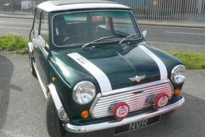 1991 ROVER MINI COOPER GREEN/WHITE Photo