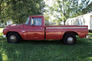 1968 International Harvester 1200C