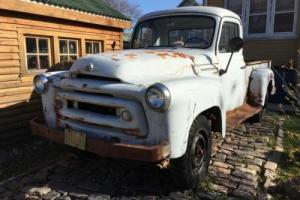 1956 International Harvester S-120 4x4
