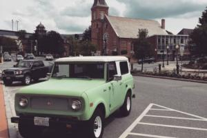 1967 International Harvester Scout 800 Photo