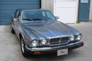 1987 Jaguar XJ6 XJ Series 3 XJ6 4.2L Automatic Sedan