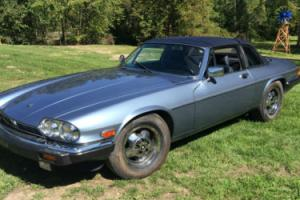 1987 Jaguar XJS XJSC Photo
