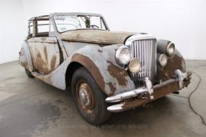 1951 Jaguar MK V Drop Head Coupe Photo