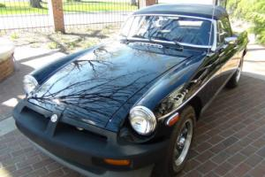 1980 MG MGB Roadster Photo