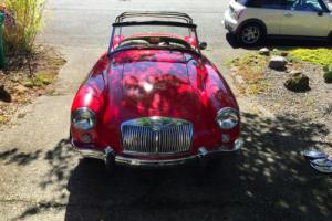 1958 MG MGA MGA Photo