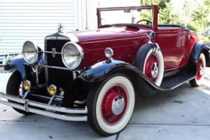 1931 Other Makes 1931 Peerless Roadster