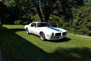 1972 Pontiac Trans Am Firebird