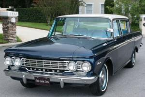 1962 AMC CLASSIC CUSTOM  SEDAN - OVERDRIVE