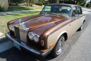 1979 Rolls-Royce Silver Shadow II WITH 1 CALIF OWNER & WITH 29K ORIGINAL MILES!