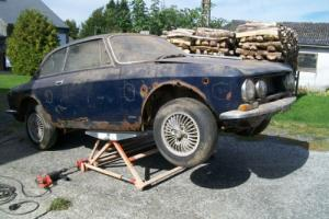 Alfa 1300 GT Junior '75 LHD For Full Restoration ( Located in Belgium ) Complete Photo