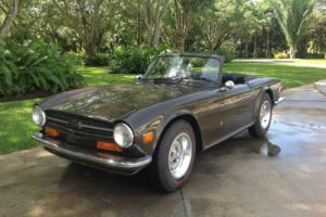 1973 Triumph TR-6 TR-6 Photo