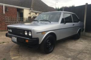 1979 FIAT 131 2.0 TWIN CAM 2-DOOR LHD...RARE NOW !!!!