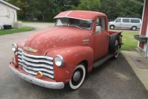 1953 Chevrolet Other Pickups 1/2 ton