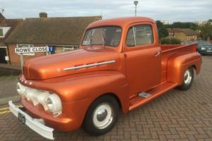 1951 FORD F-1 PICK UP TRUCK