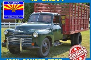 1949 Chevrolet Other Pickups Classic