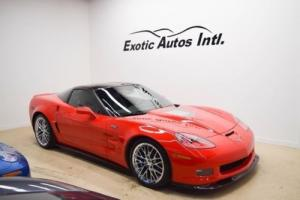 2010 Chevrolet Corvette ZR1