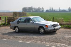 mercedes 600 sel s600 v12 rare super saloon lovely cond swap swop px