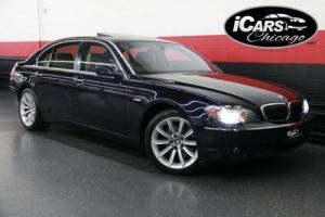2008 BMW 7-Series 4dr Sedan