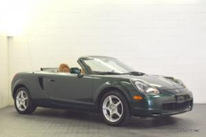 2002 Toyota MR2 2dr Convertible Manual