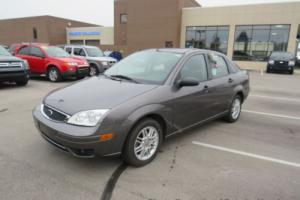 2007 Ford Focus 4dr Sedan SE