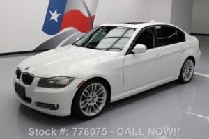 2010 BMW 3-Series 335D SEDAN SPORT DIESEL AUTOMATIC SUNROOF