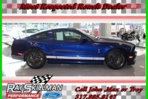 2014 Ford Mustang 2014 Shelby GT 500 Mustang 662HP