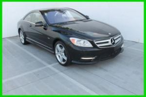 2011 Mercedes-Benz CL-Class CL550 4matic Mercedes Coupe