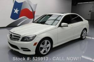 2011 Mercedes-Benz C-Class C300 SPORT SUNROOF CRUISE CTRL