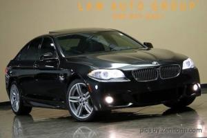 2013 BMW 5-Series 4DR SEDAN