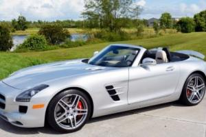 2012 Mercedes-Benz Other Roadster