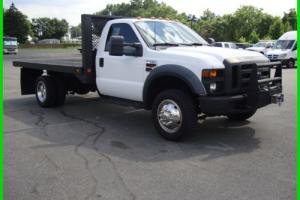 2008 Ford F-550 Chassis XL