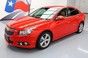 2013 Chevrolet Cruze 2LT RS HEATED LEATHER REAR CAM