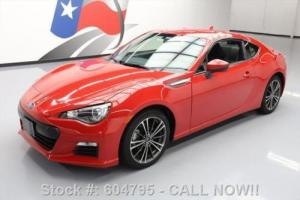 2015 Subaru BRZ PREMIUM COUPE 6-SPEED NAVIGATION