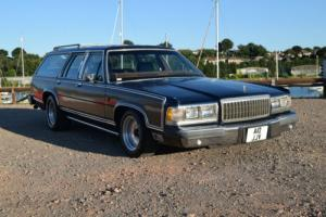 FORD MERCURY GRAND MARQUIS STATION WAGON 5.0 302ci V8 RETRO CAMPER AMERICAN
