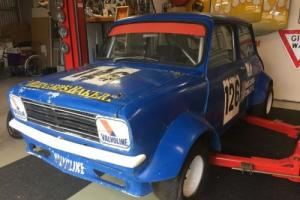 1965 Mini Sports Sedan Race CAR Circuit Leyland Morris 1275 1100 Project Roller in SA