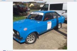 1979 FORD ESCORT 1600 SPORT BLUE