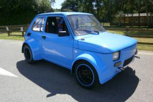 1977 S REG FIAT 126 RACE CAR/ROAD CAR 2.1 PINTO ENGINE