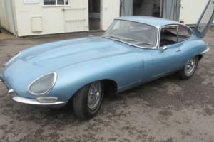 1964 SERIES 1 E TYPE JAGUAR 3.8 FHC