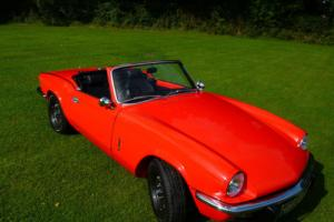 Triumph Spitfire 1500. 1979 Fully Restored May Take A P/X