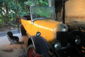 1926 Classic Vintage Morris Oxford Bullnose Children'S Character Brum Style in QLD