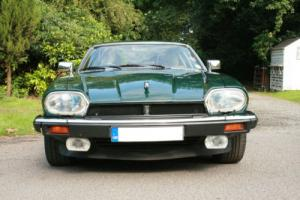 1988 Jaguar XJ-S 3.6 - manual 5 speed - great condition, in British Racing Green