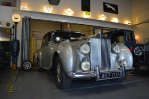 1955 Rolls Royce Silver Dawn Photo